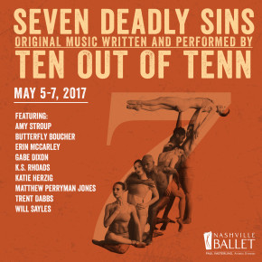 Ten Out of Tenn with Nashville Ballet